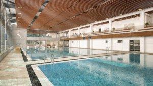 İzmir'in yeni yüzme havuzu ekimde açılıyor