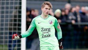 Manchester City'e, Hollanda'dan 16'lık kaleci
