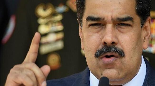 Venezuela'dan AB Büyükelçisine 72 saat süre
