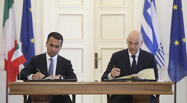 Yunanistan ile İtalya arasında imzalanan deniz anlaşması Türkiye için ne anlama geliyor?