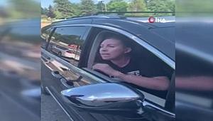 ABD'de siyahi anne ve kızına silahlı tehdit