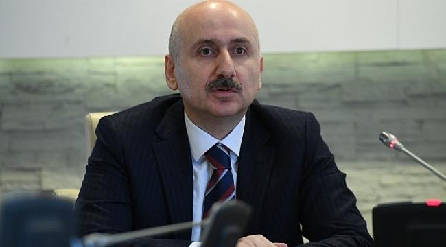 Bakan Karaismailoğlu, Ana Arama Kurtarma Koordinasyon Merkezi'nde incelemelerde bulundu