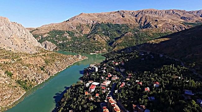 Doğu'da en yüksek sıcaklık Kemaliye'de en düşük sıcaklık Göle'de ölçüldü