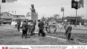 Erzurum Kongresi'nin yıl dönümü fotoğrafları gün yüzüne çıkıyor