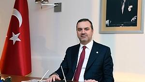İMEAK DTO Başkanı Tamer Kıran'ın Denizcilik ve Kabotaj Bayramı Mesajı