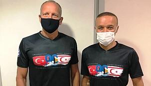 İstanbul Yıldızlar Yüzme Kulübü, Mersin'den Kıbrıs'a kulaç atacak