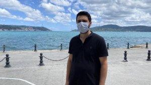 İstanbul'un göbeğinde cinsel organını gösteren taksici serbest