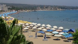 Kızkalesi Plajı Türkiye'nin en temiz plajları arasında gösterildi