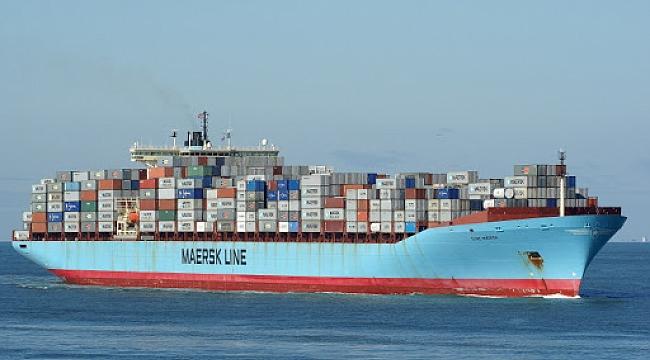 Maersk'in gemisi Aliağa'da sökülecek