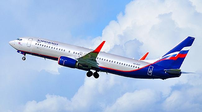 Rus havayolu şirketi Aeroflot 4 ay sonra Türkiye'ye uçak seferlerine başlıyor
