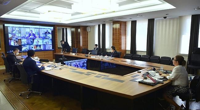 Ticaret Bakanı Pekcan ve İtalya Dışişleri Bakanı Maio, Türk ve İtalyan firmalarla buluştu