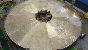 Tokamak nükleer füzyon reaktörü ITER'in montajına Fransa'da başlandı