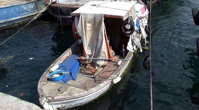 Yenikapı'da balıkçı teknesinde erkek cesedi bulundu