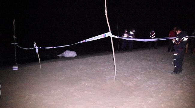 Zıpkınla balık avlamak için denize giren dalgıç boğuldu