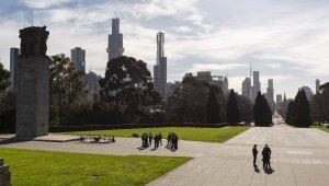 Avustralya'da Covid-19 vaka sayısı düşüşte, ölü sayısı 200'ü aştı
