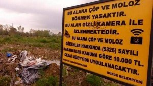 Datça 'Çöp ve Moloz Dökme' alanına kavuşuyor