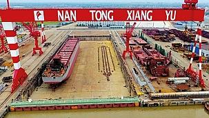 Densay'dan Çin'e üç gemi siparişi