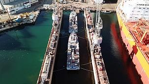 DESAN Tersanesi Türk Deniz Kuvvetleri'ne iki bot teslim edecek