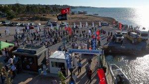 Didim Mavişehir Halk Marinası açıldı