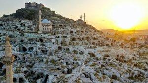 Dünyanın en büyük yamaç yerleşim alanından kartpostallık fotoğraflar