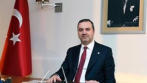 İMEAK DTO Başkanı Tamer Kıran'dan Bayram Mesajı