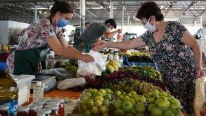 Bodrum'da üretici pazarına ilgi her geçen gün artıyor