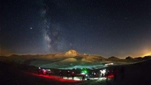 'Erciyes Astro Fotoğrafçılık Eğitim Turu' gerçekleştirilecek