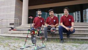 İnsansız Hava Aracı 'Alpagut'a yeni destek