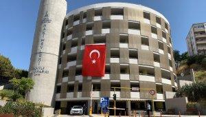 İZELMAN'dan sağlıkçılar için ücretsiz otopark hizmetine devam kararı