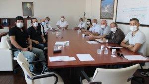 Milas - Bodrum Havalimanı'ndan balık ihracatı yapılması görüşüldü