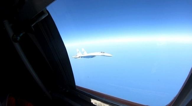 Rus keşif uçağı, Karadeniz üzerinde 5 saatlik uçuş yaptı