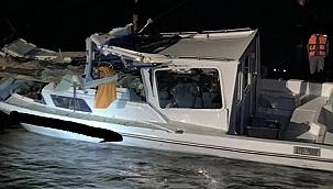 Rusya'da yolcu gemisi tekneye çarptı: 4 yolcu öldü