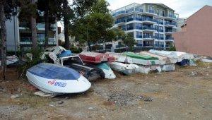 Sahipsiz teknelere satış yolu gözüktü
