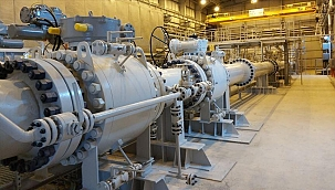TANAP üzerinden Türkiye'ye 6.7 milyar metreküp doğal gaz taşındı
