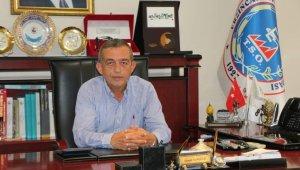 """Tanoğlu,"""" Erzincan- Gümüşhane- Trabzon Demiryolunun yatırım programına alınmasını bekliyoruz"""""""