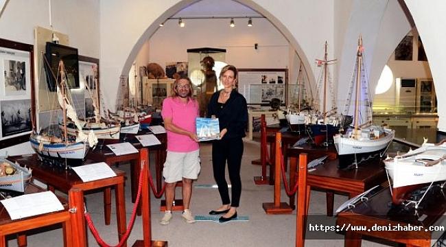 Bodrum Deniz Müzesi'nin Yayımladığı İlk Kitap: Bodrum'un Gayıkları