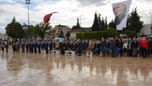 Didim'de 29 Ekim Cumhuriyet bayramı törenle kutlandı