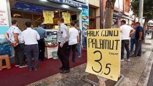 Düzce'de palamut 3,5 liraya kadar düştü