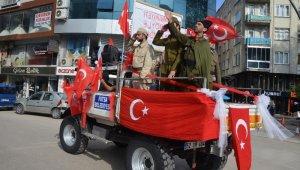 Fatsa'da Cumhuriyet Bayramı coşkusu