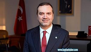 İMEAK DTO Başkanı Tamer Kıran'dan 29 Ekim Mesajı