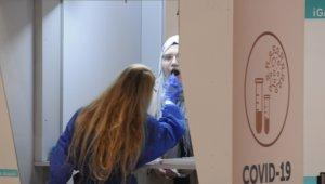 İstanbul Havalimanı'nda 141 bin 811 yolcuya test yapıldı