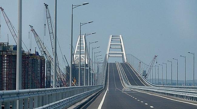 İsviçre, Kırım Köprüsü ile ilgili Rusya'ya yaptırım kararı aldı