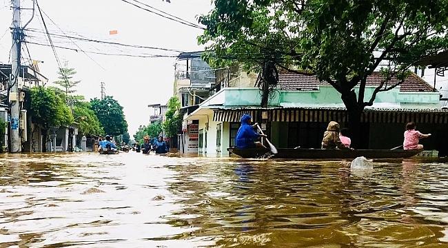 Kamboçya ve Vietnam'da sel felaketinde ölü sayısı 52'ye yükseldi