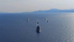 """MSB: """"Nusret 2020 Mayın Davet Tatbikatı'nın deniz safhası tamamlandı"""""""