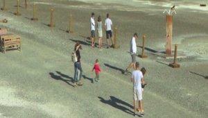 Salda'nın Beyaz Adalar bölümü ziyarete kapatıldı
