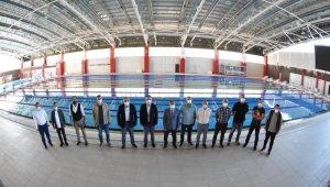Samsun'da bu yıl 12 bin öğrenci yüzme öğrenecek