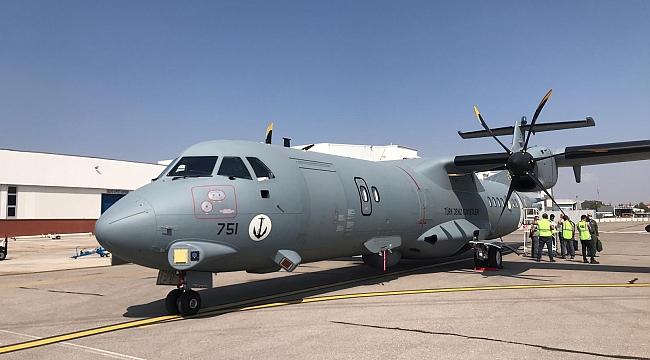 Türk Deniz Kuvvetleri yeni uçaklarına kavuşuyor