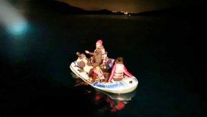 11 düzensiz göçmen kurtarıldı
