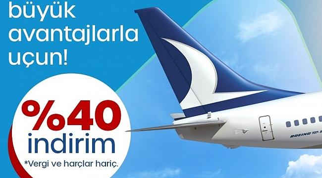 AnadoluJet'ten yurt içi uçuşlarda geçerli kış kampanyası