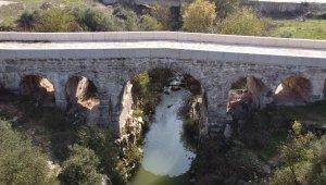 Antik Roma köprüsü, 2 bin yıldır ayakta duruyor